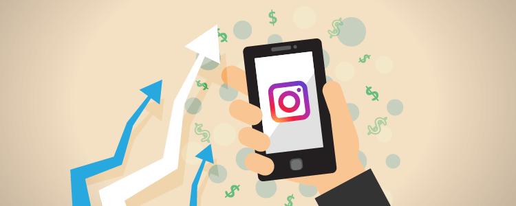 Promowanie Instagrama przez bloga