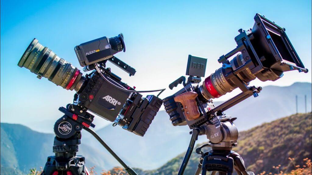 profesjonalna kamera na youtube