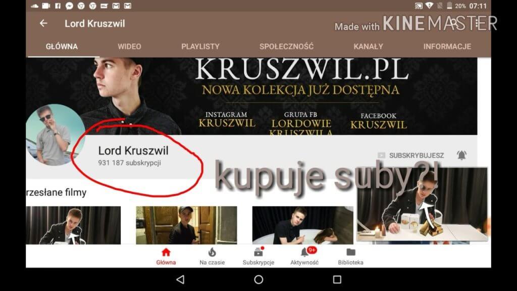lord kruszwil