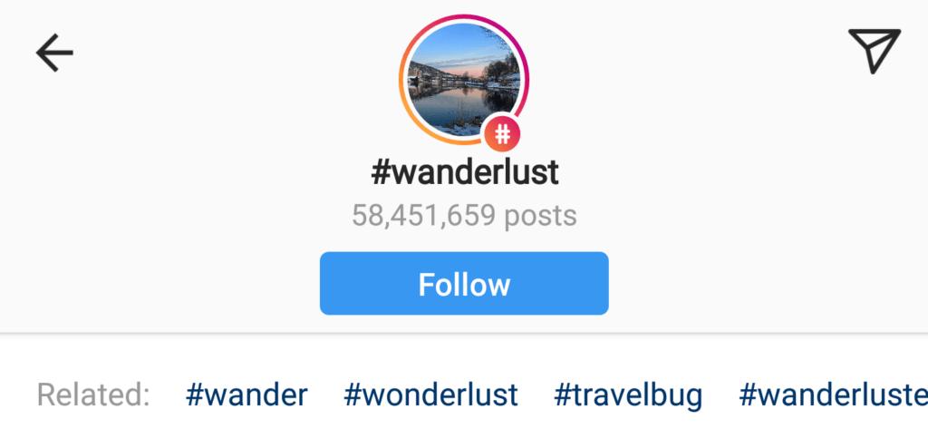 Najpopularniejsze hashtagi na Instagramie