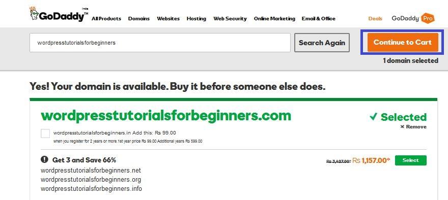 Jak kupić domenę?