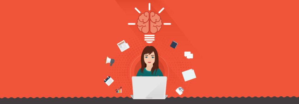 o czym pisać na blogu