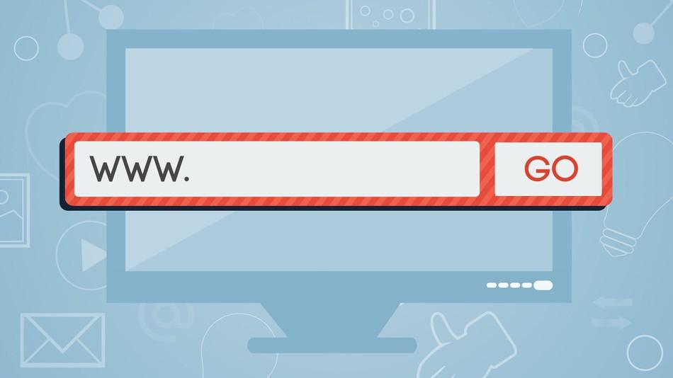 wybór domeny na bloga